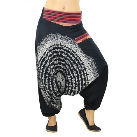 Genie pants Nirvana black