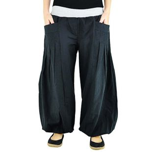 Flare Pants Yogazeit black
